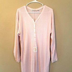 Vintage Victoria's Secret Onsie Pajamas